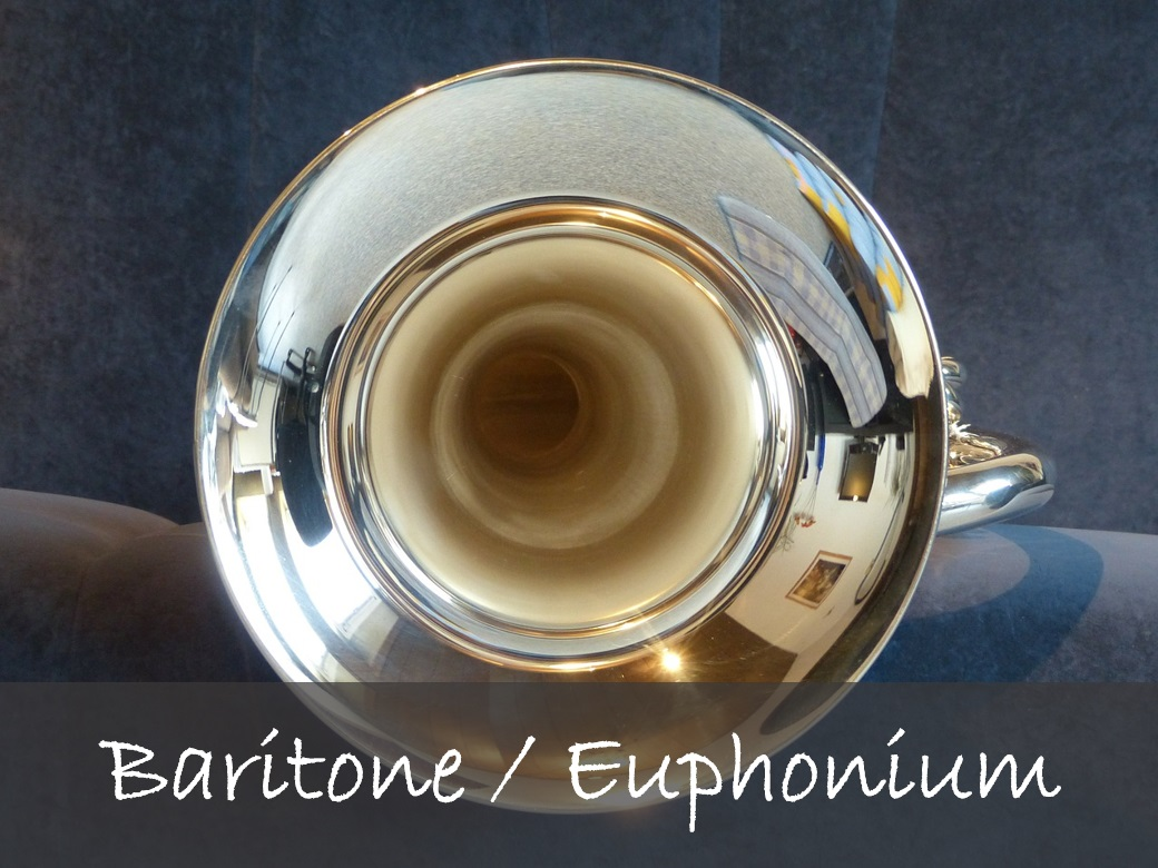 Baritonelessons - Do you want to learn how to play the Euphonium or Baritone?
