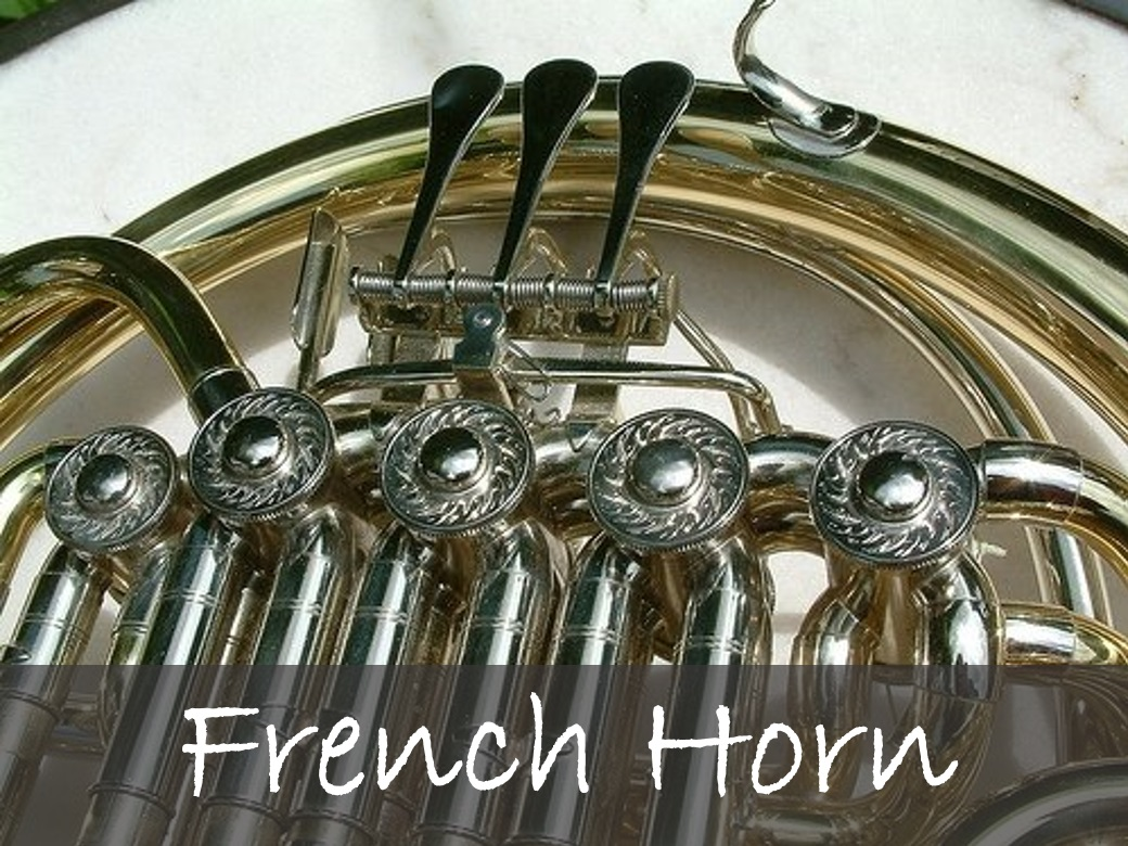 French Horn - Want to learn how to play the French Horn?